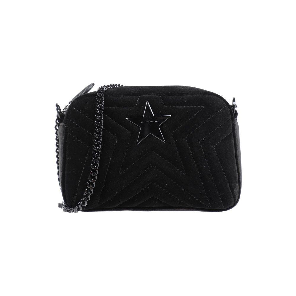 ステラ マッカートニー STELLA McCARTNEY レディース ショルダーバッグ バッグ【cross-body bags】Black