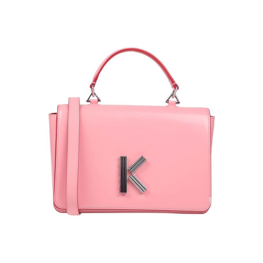 ケンゾー KENZO レディース ハンドバッグ バッグ【handbag】Pink