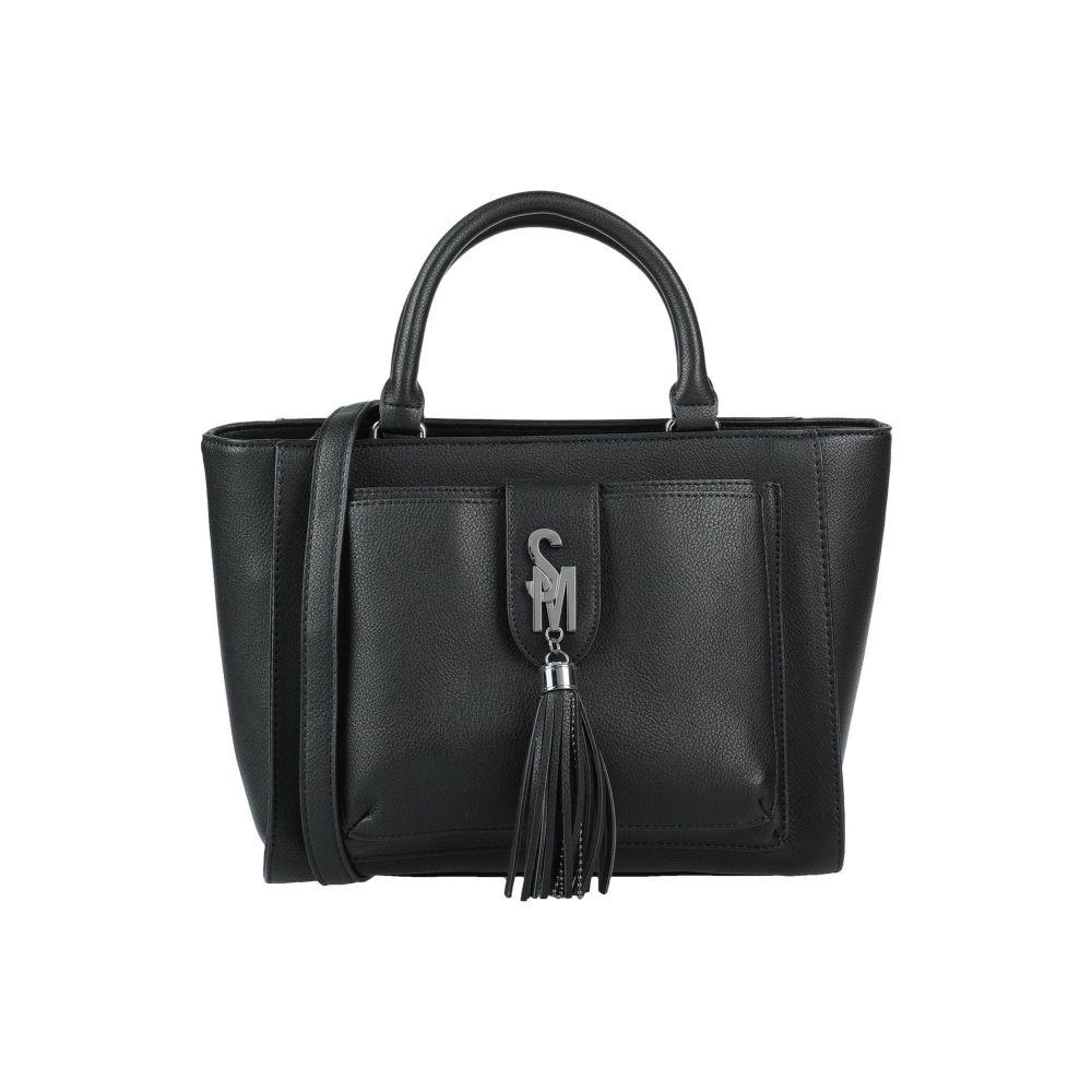 スティーブ マデン オンラインショップ STEVE MADDEN レディース 出荷 バッグ Black ハンドバッグ handbag