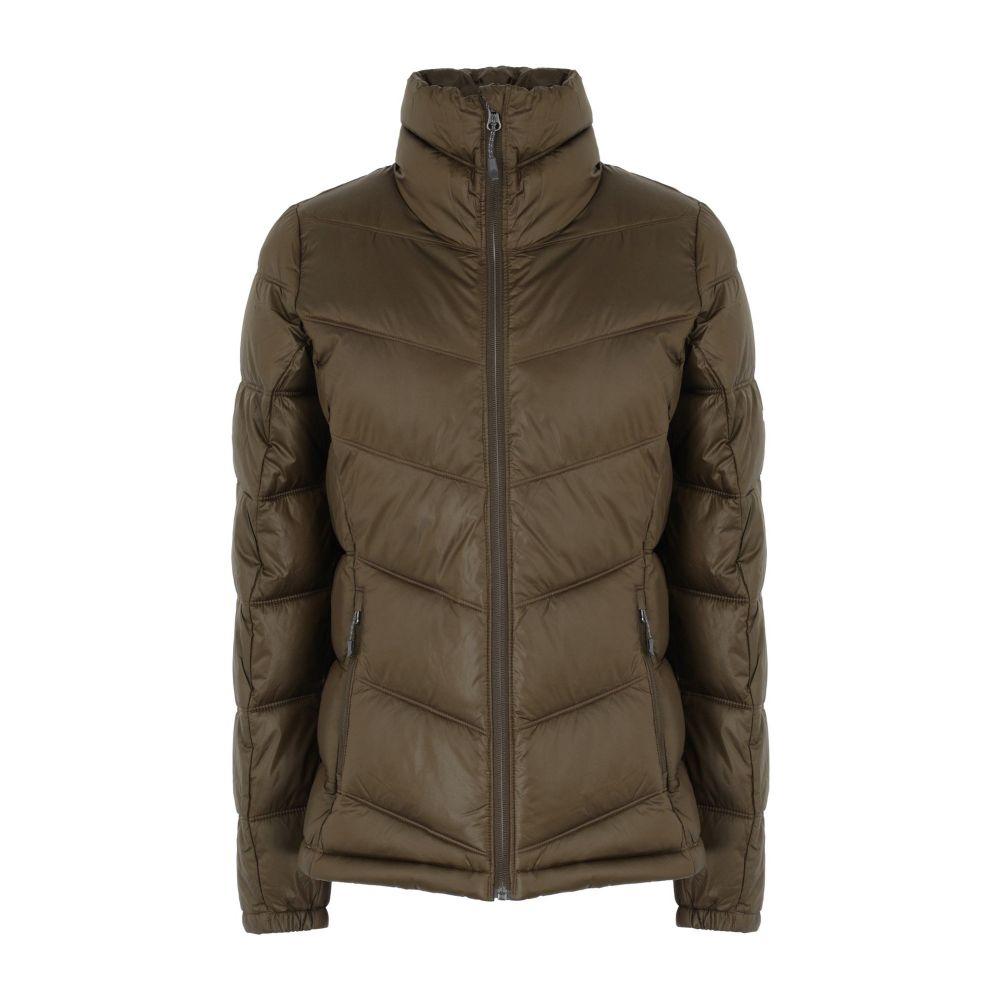 コロンビア COLUMBIA レディース ジャケット アウター【pike lake jacket synthetic padding】Military green