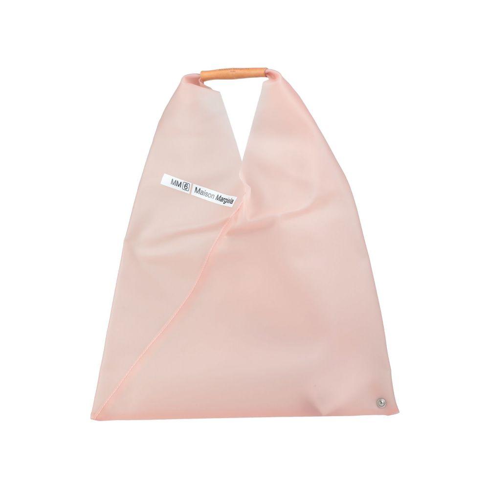 メゾン マルジェラ MM6 MAISON MARGIELA レディース ハンドバッグ バッグ【handbag】Pink