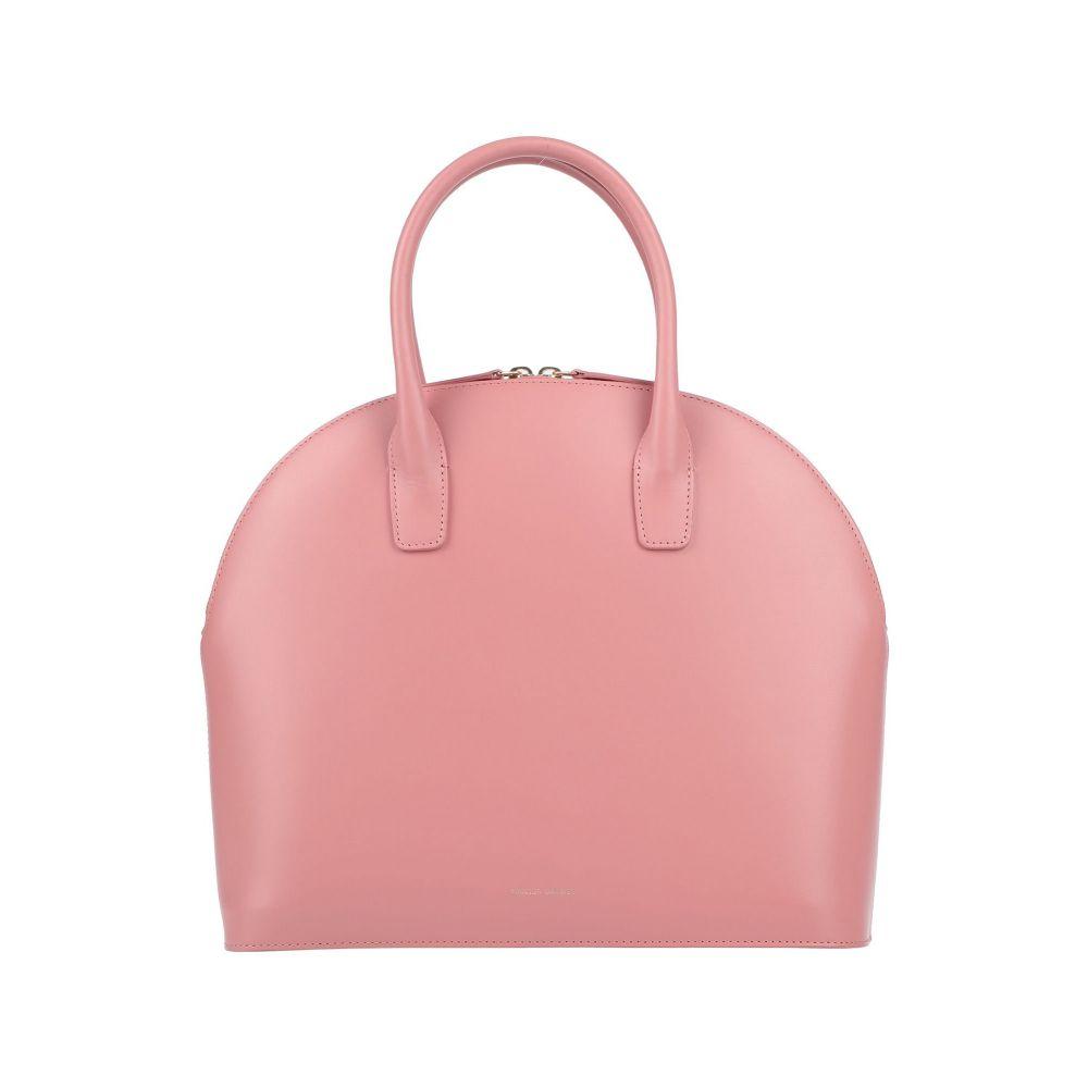 マンサーガブリエル 税込 MANSUR GAVRIEL レディース 物品 handbag Pink ハンドバッグ バッグ