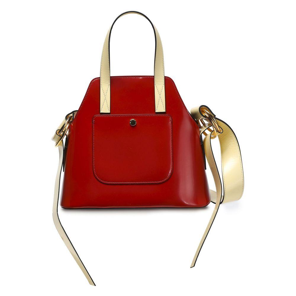 無料 マルニ MARNI 大幅値下げランキング レディース ハンドバッグ handbag バッグ Red