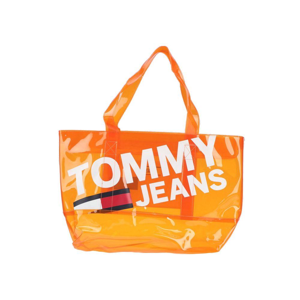 トミー ジーンズ TOMMY JEANS レディース ハンドバッグ バッグ【handbag】Orange