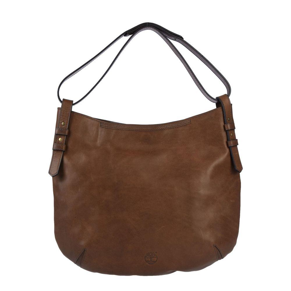 ティンバーランド TIMBERLAND レディース ハンドバッグ Dark 期間限定お試し価格 バッグ handbag brown 安全