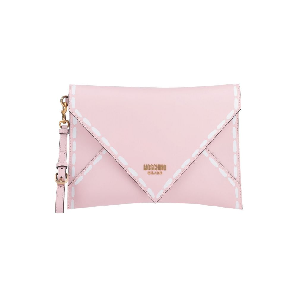 モスキーノ MOSCHINO レディース ハンドバッグ バッグ【handbag】Light pink