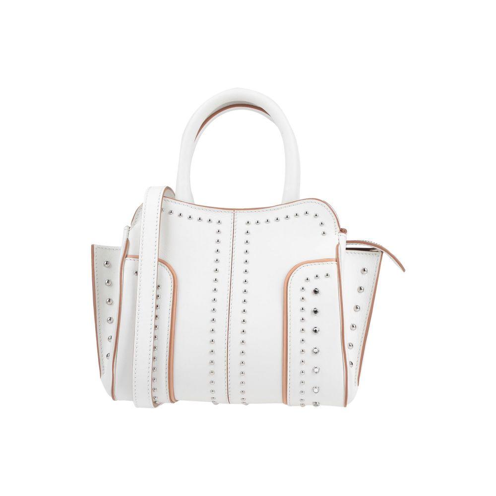 トッズ TOD'S レディース ハンドバッグ バッグ【handbag】White