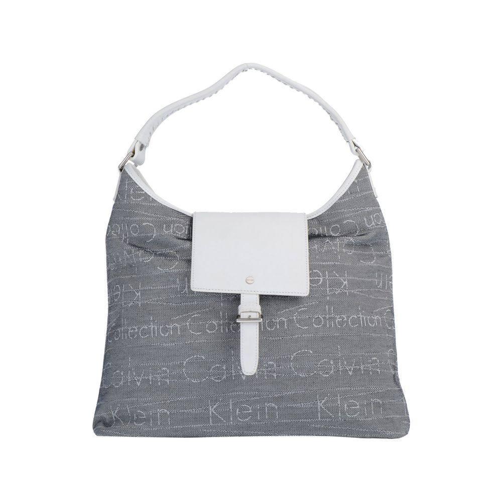 カルバンクライン CALVIN KLEIN レディース ハンドバッグ バッグ【handbag】Steel grey