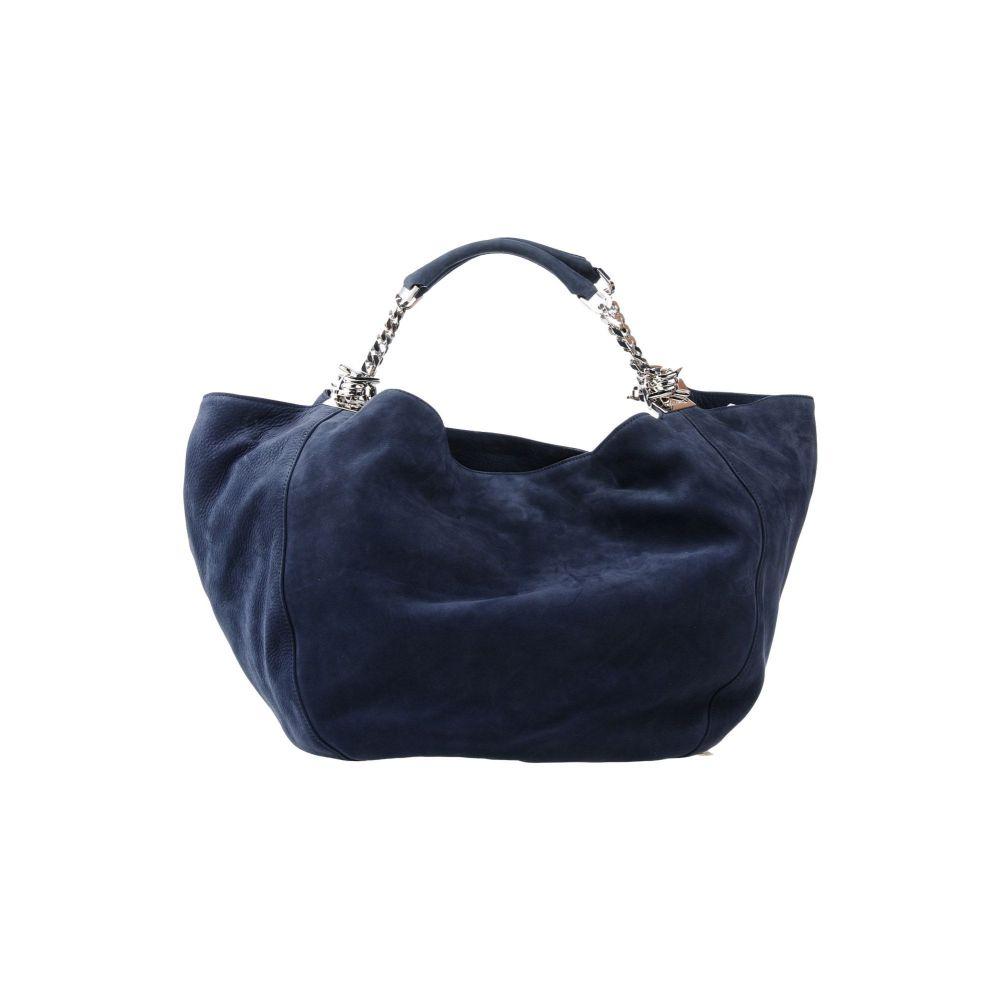 ディースクエアード DSQUARED2 在庫限り レディース ハンドバッグ Dark バッグ blue 返品不可 handbag