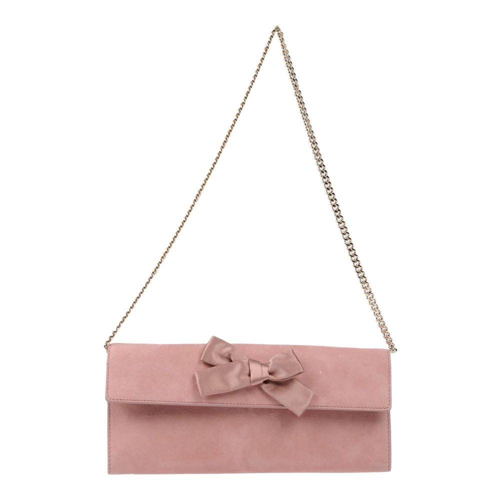 ロシャス ROCHAS レディース ハンドバッグ バッグ【handbag】Pastel pink