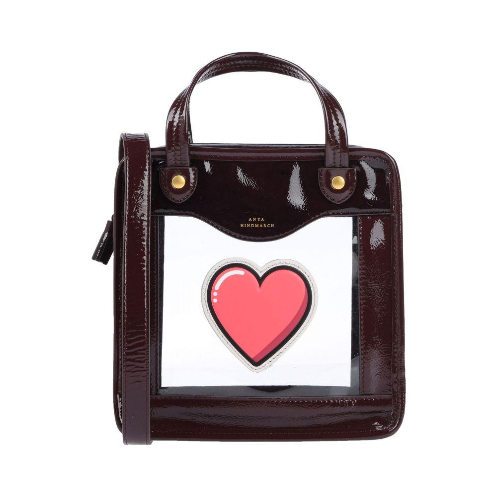 アニヤ ハインドマーチ ANYA HINDMARCH レディース ハンドバッグ バッグ【handbag】Deep purple