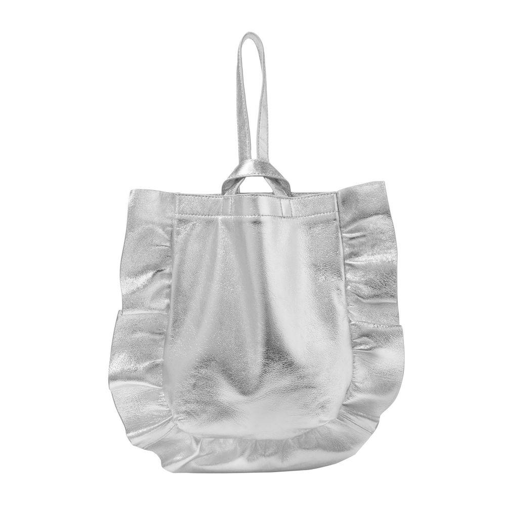 ロフラーランドール LOEFFLER RANDALL レディース ハンドバッグ バッグ【handbag】Silver