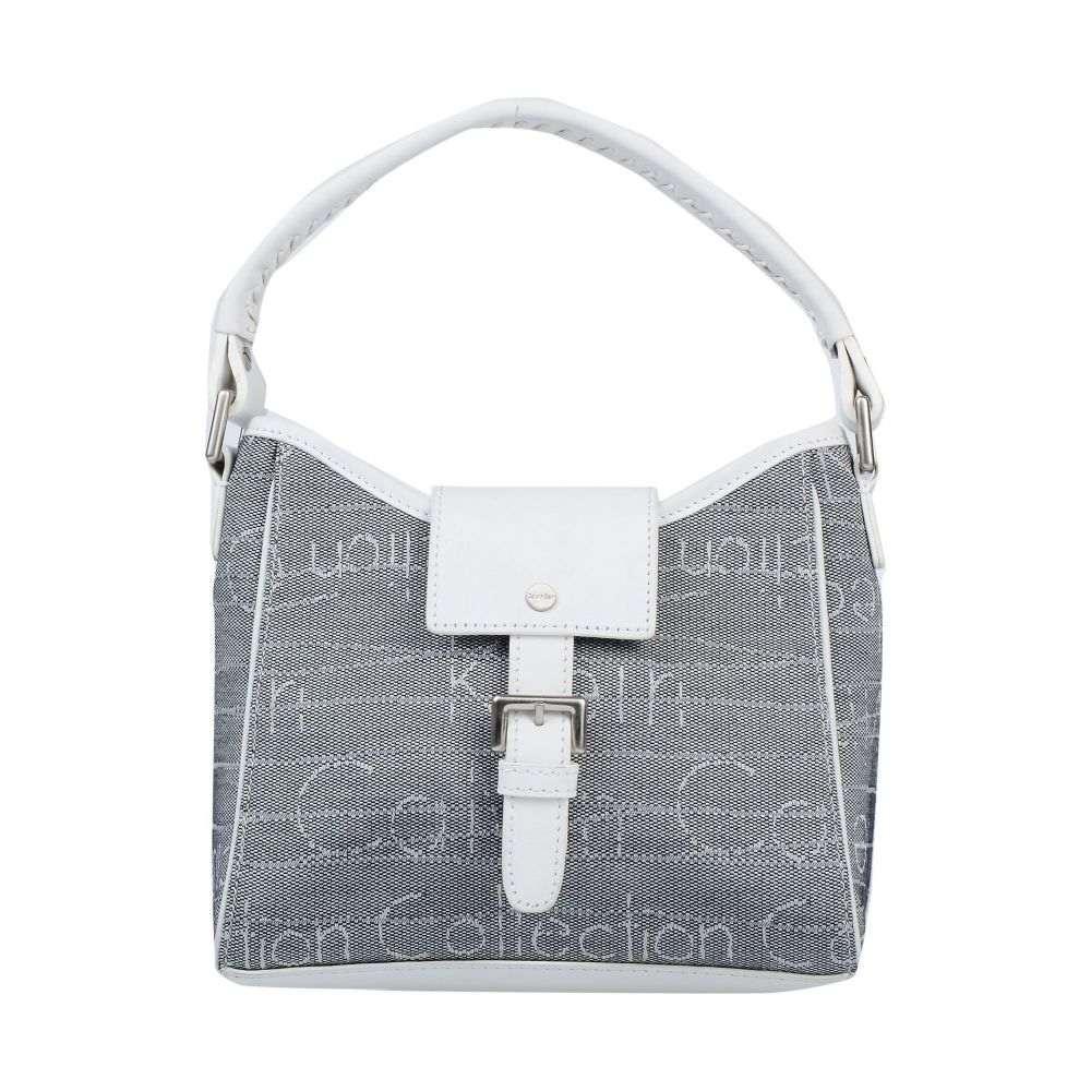 カルバンクライン CALVIN KLEIN COLLECTION レディース ハンドバッグ バッグ【handbag】Black