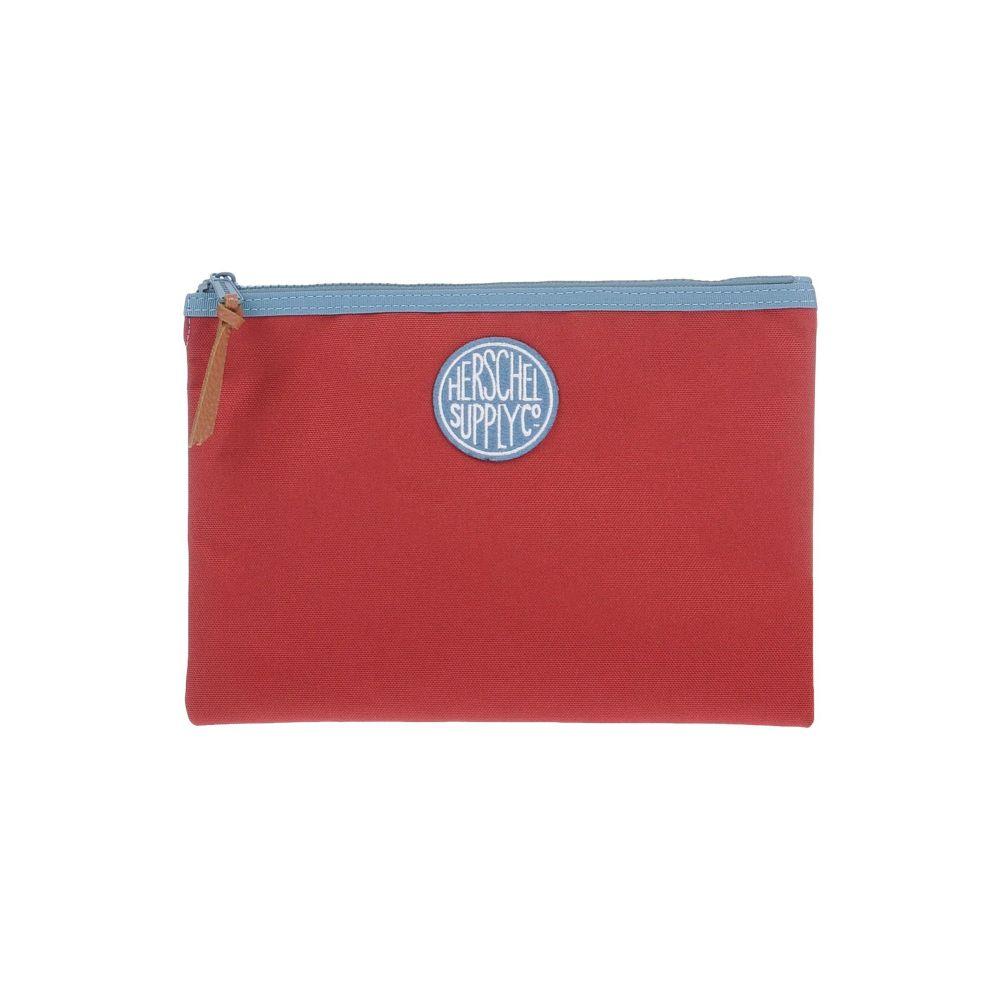 ハーシェル サプライ HERSCHEL SUPPLY CO. レディース ハンドバッグ バッグ【handbag】Red