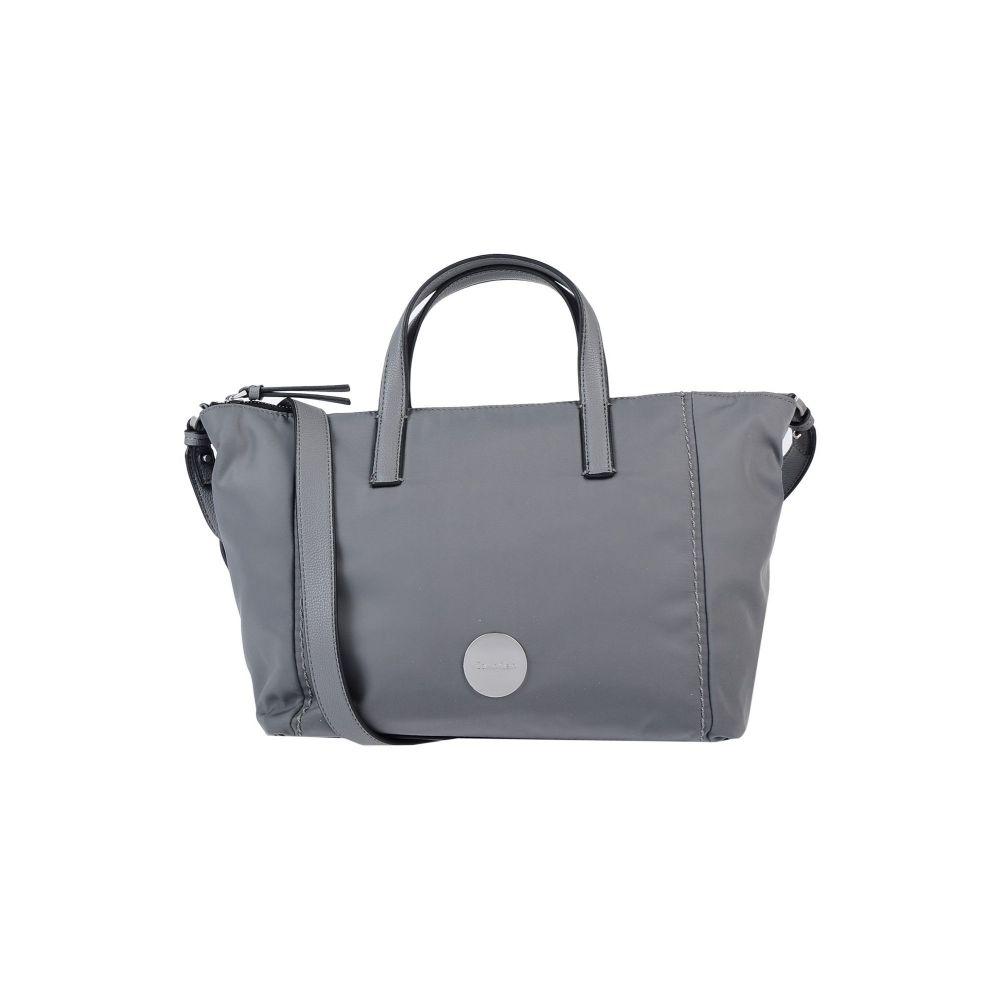 カルバンクライン CALVIN KLEIN レディース ハンドバッグ 上品 handbag オーバーのアイテム取扱☆ Grey バッグ