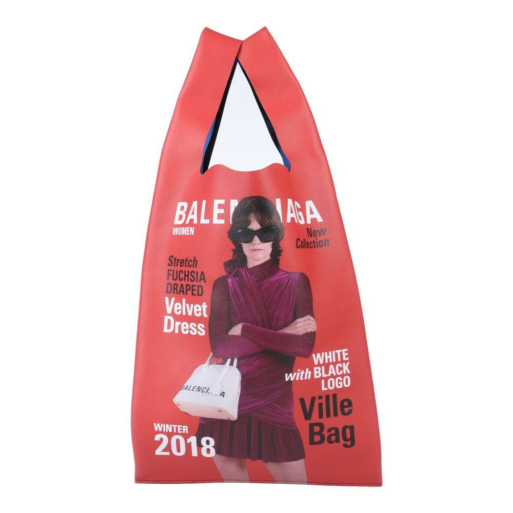 バレンシアガ BALENCIAGA レディース 卓越 日本正規品 ハンドバッグ Red handbag バッグ