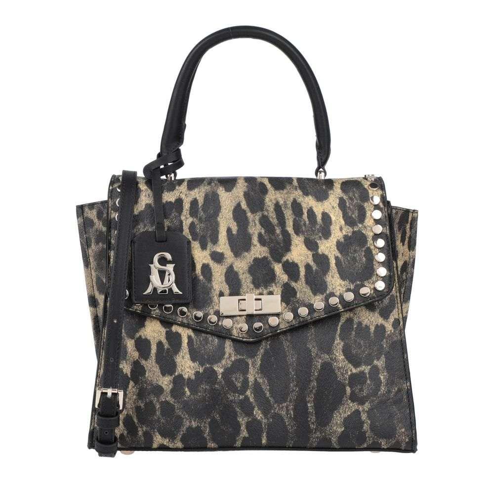 スティーブ マデン STEVE MADDEN 正規品送料無料 レディース 最安値 Black バッグ ハンドバッグ handbag