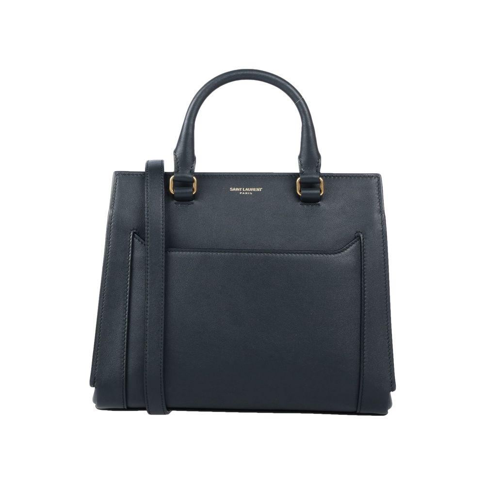 イヴ サンローラン SAINT LAURENT レディース ハンドバッグ バッグ【handbag】Steel grey