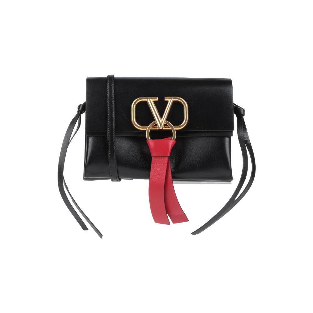ヴァレンティノ VALENTINO 正規品 GARAVANI レディース handbag 売却 Black ハンドバッグ バッグ