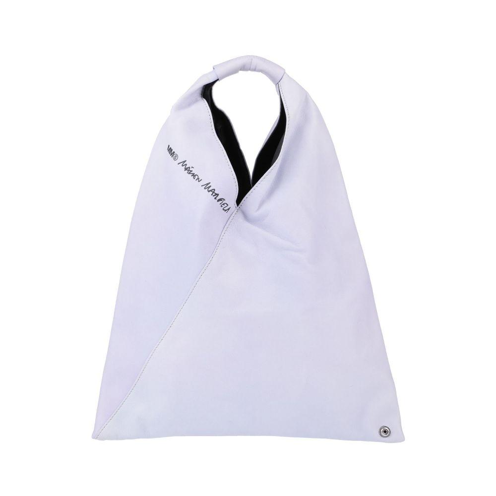 メゾン マルジェラ MM6 MAISON MARGIELA レディース ハンドバッグ バッグ【handbag】Lilac