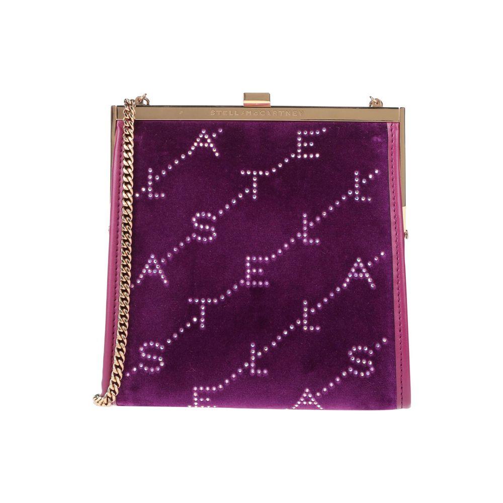 ステラ マッカートニー STELLA McCARTNEY レディース ハンドバッグ バッグ【handbag】Purple