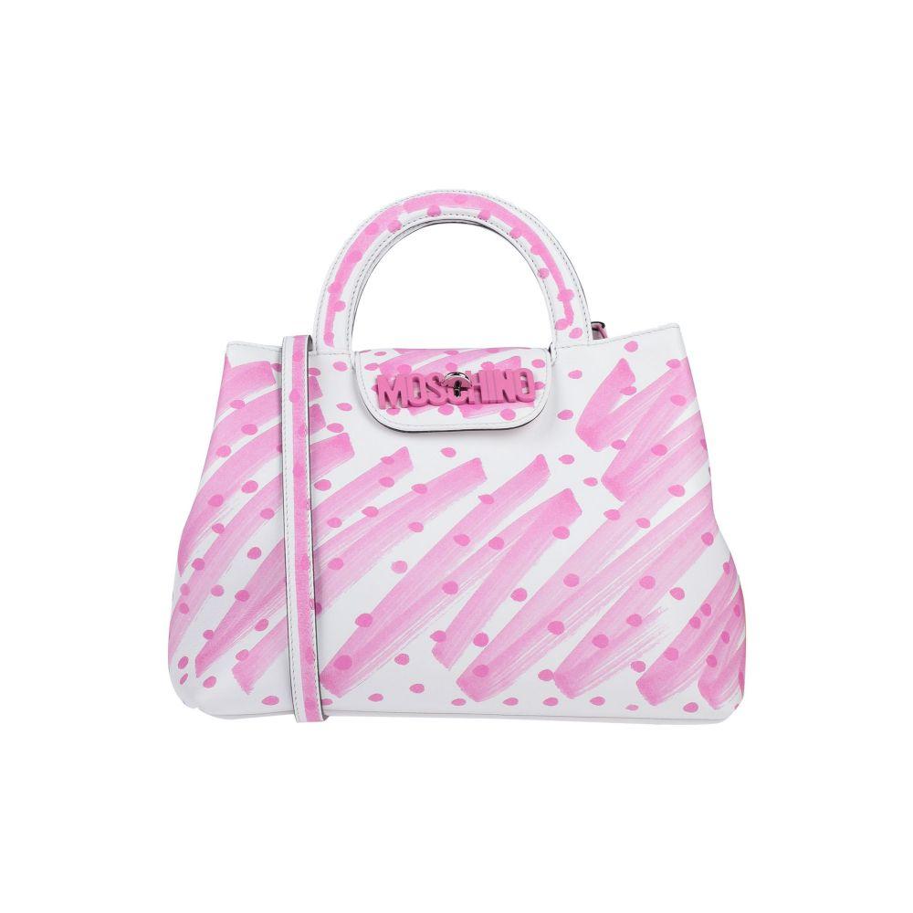 モスキーノ MOSCHINO レディース ハンドバッグ バッグ【handbag】Fuchsia