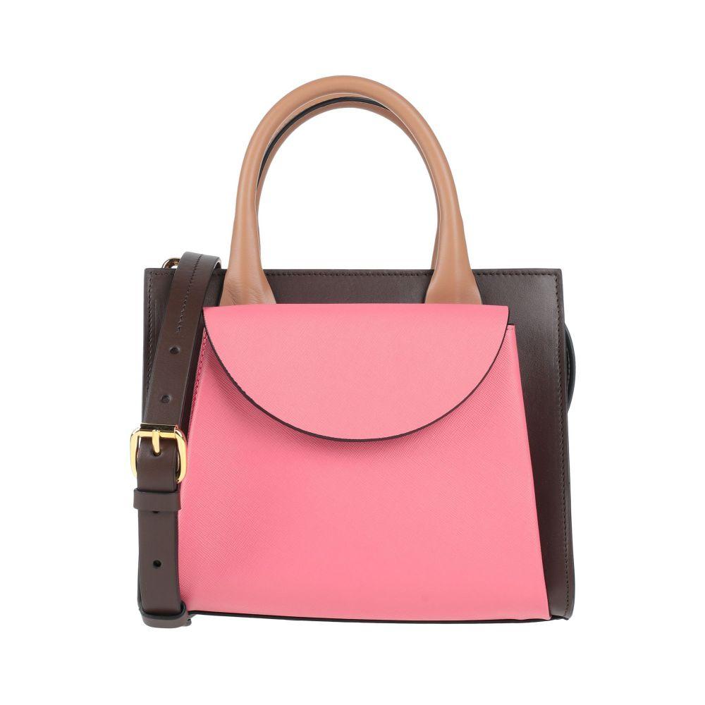 マルニ MARNI レディース ハンドバッグ バッグ【handbag】Pink