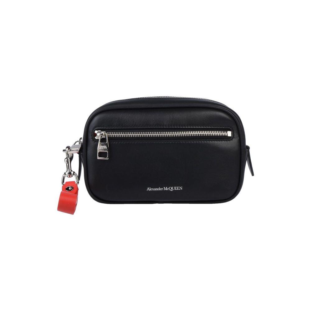 新商品!新型 アレキサンダー マックイーン ALEXANDER MCQUEEN オープニング 大放出セール レディース Black ハンドバッグ バッグ handbag