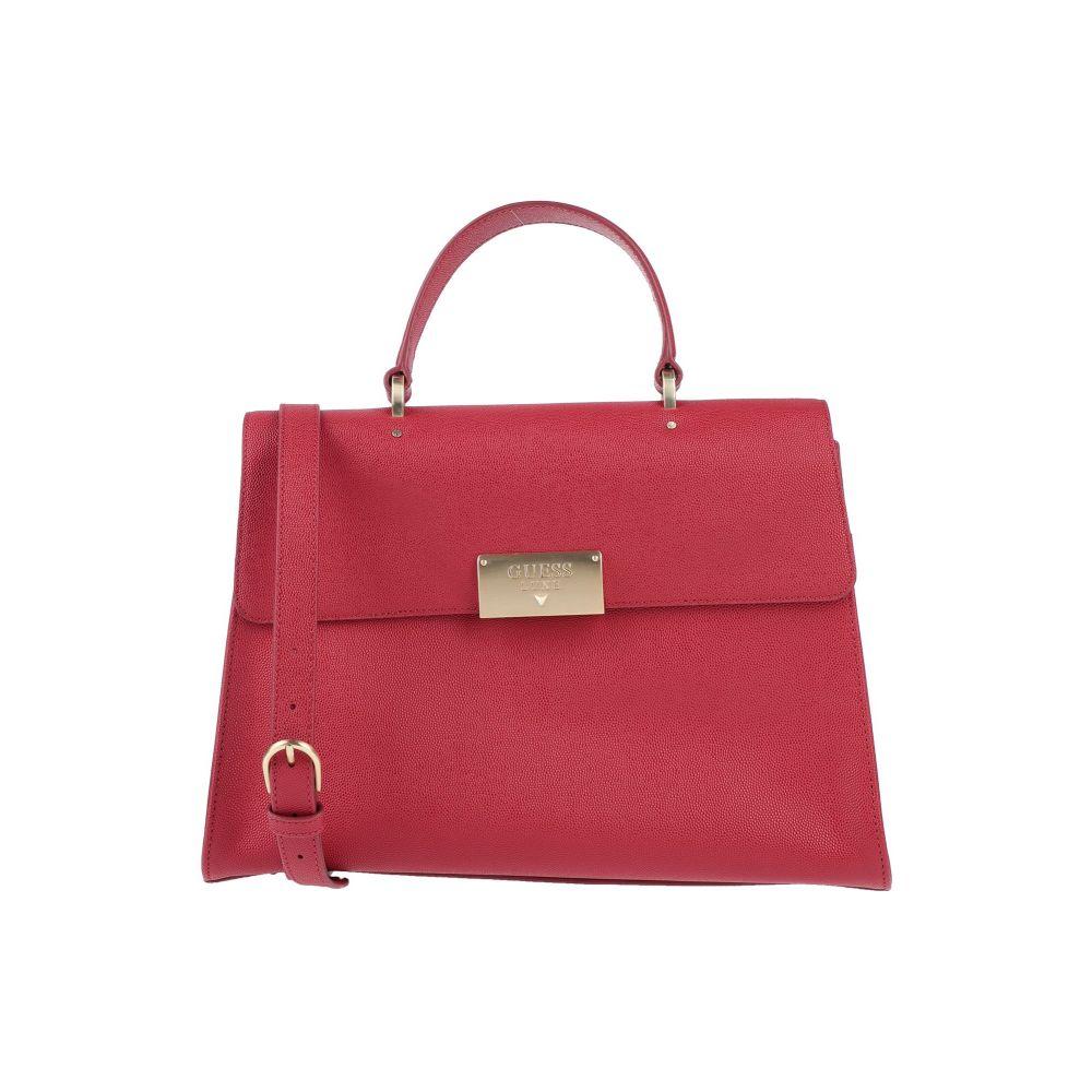 ゲス GUESS レディース 価格 ハンドバッグ WEB限定 handbag Red バッグ