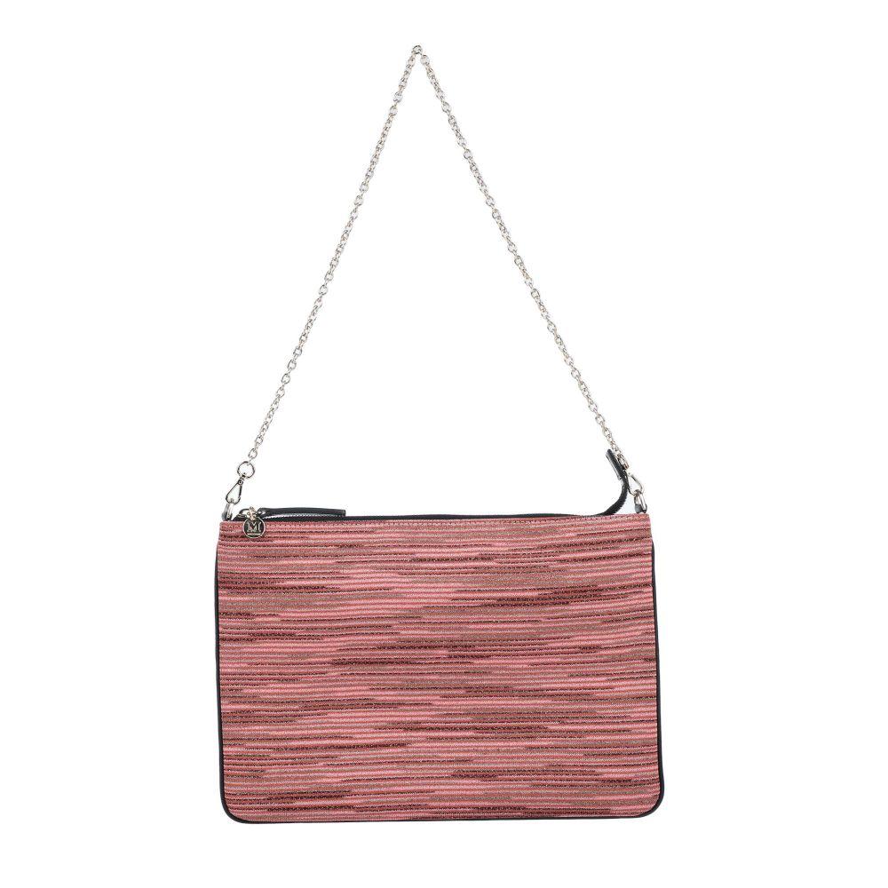 ミッソーニ 往復送料無料 M MISSONI レディース ハンドバッグ Pink handbag バッグ [並行輸入品]