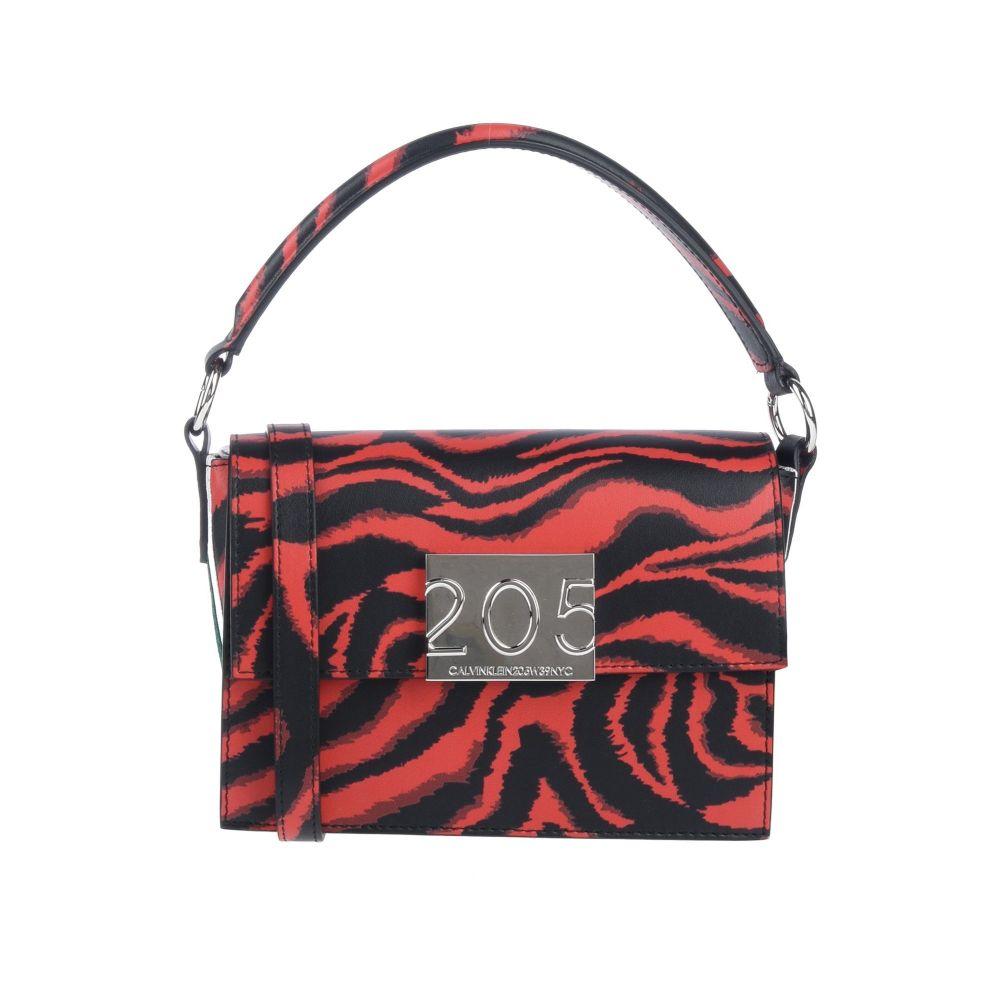 カルバンクライン CALVIN KLEIN 205W39NYC レディース バッグ ハンドバッグ Red セール価格 handbag アウトレット☆送料無料