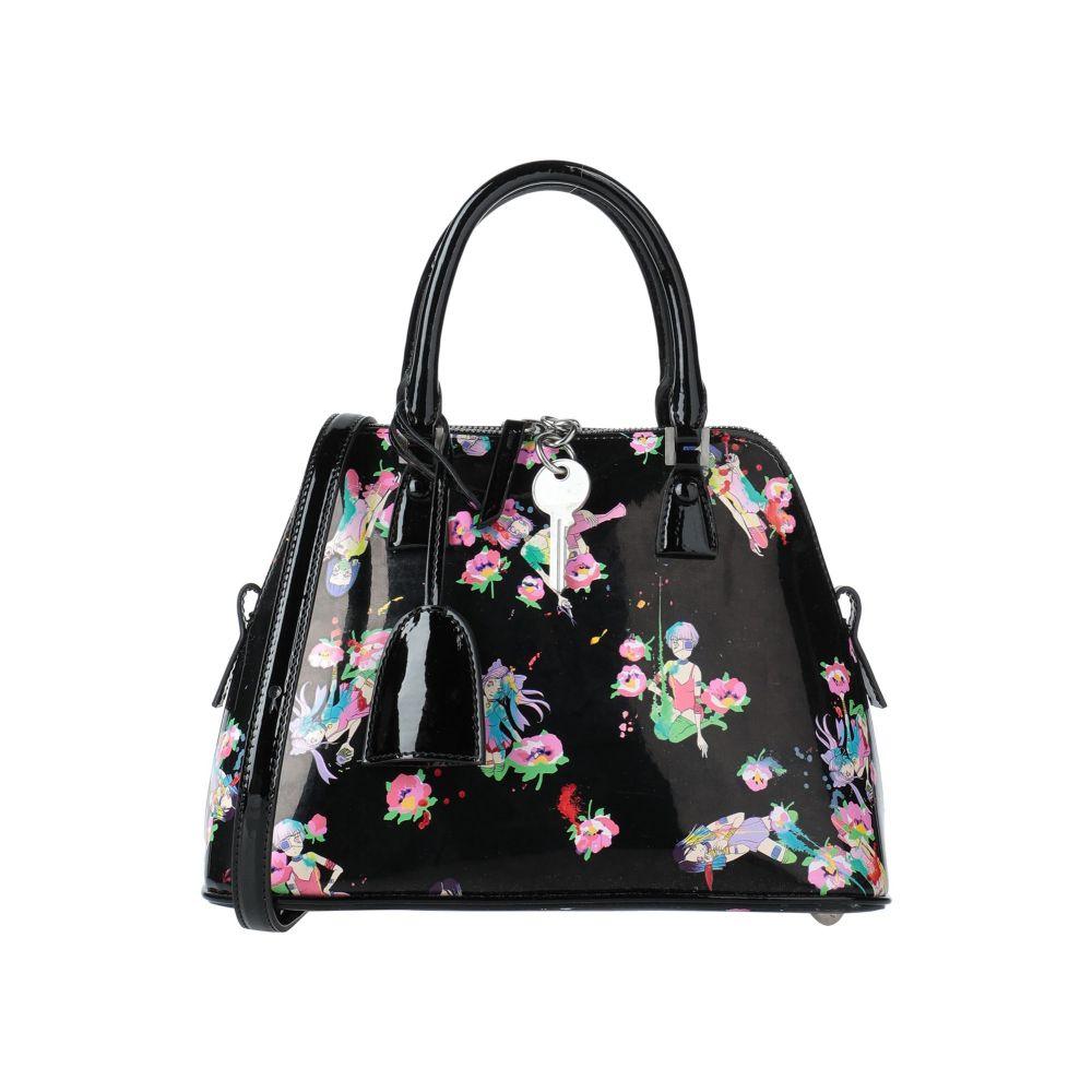 メゾン セール商品 マルジェラ MAISON MARGIELA レディース バッグ ハンドバッグ オリジナル handbag Black