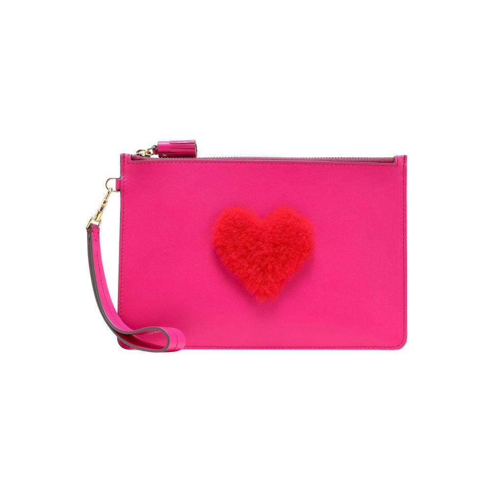 アニヤ ハインドマーチ ANYA HINDMARCH レディース ハンドバッグ バッグ【handbag】Fuchsia