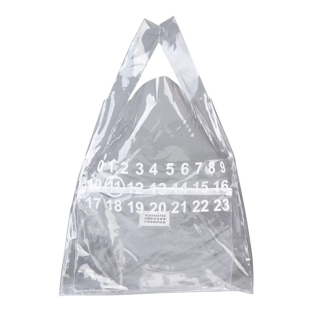 メゾン マルジェラ MAISON MARGIELA 格安激安 レディース ハンドバッグ 祝日 Transparent handbag バッグ