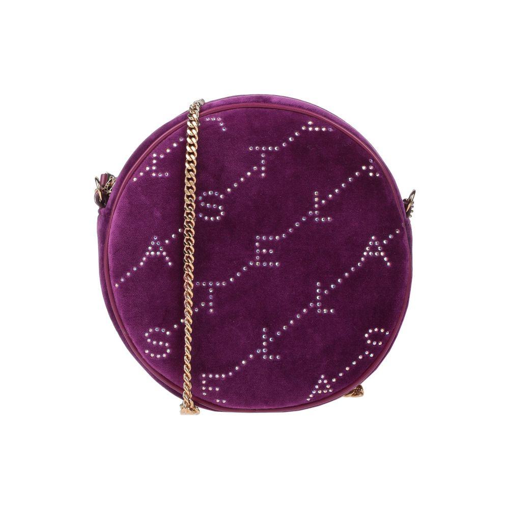 ステラ マッカートニー STELLA McCARTNEY レディース ショルダーバッグ バッグ【cross-body bags】Purple