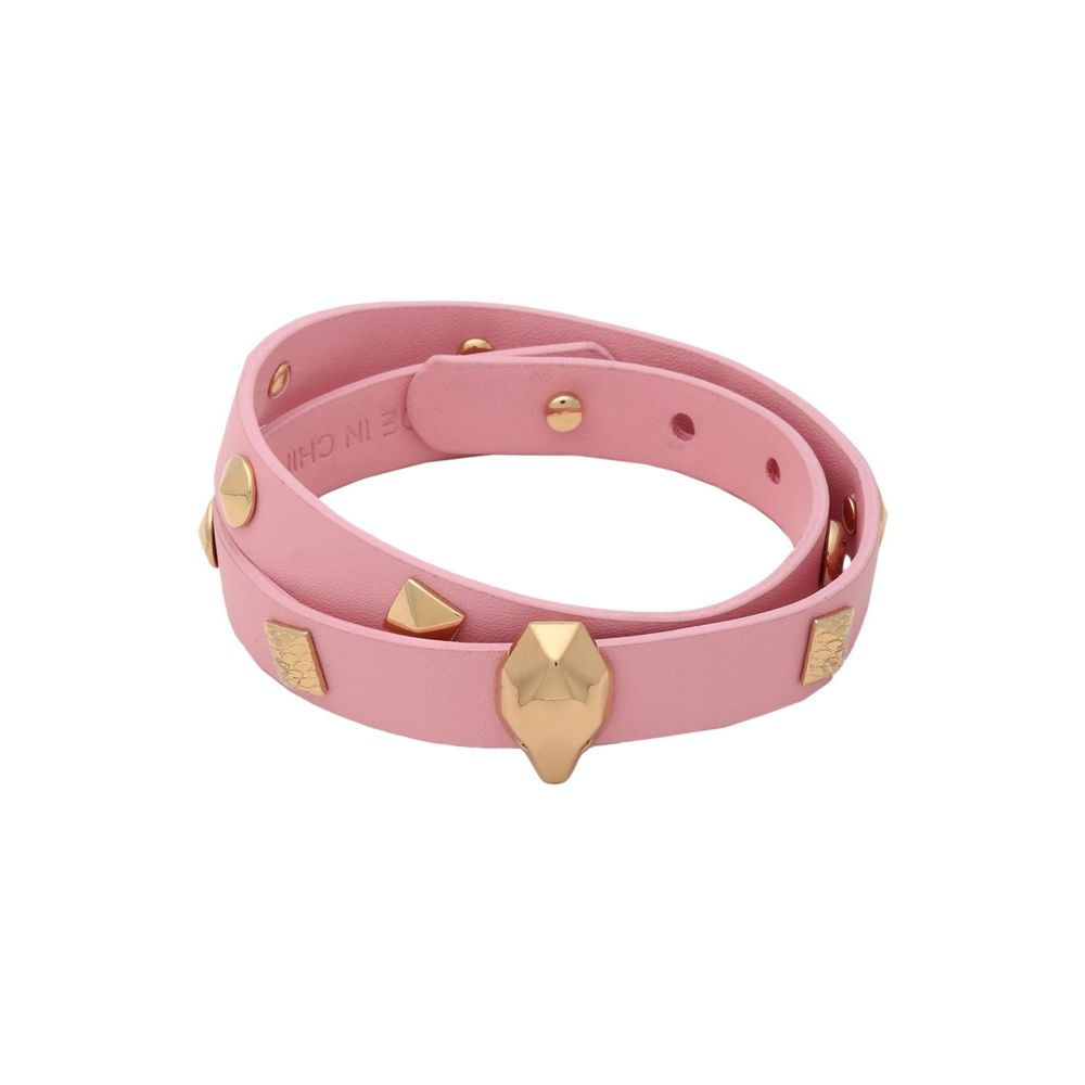 ジャストカヴァッリ JUST CAVALLI レディース ブレスレット ジュエリー・アクセサリー【bracelet】Pink