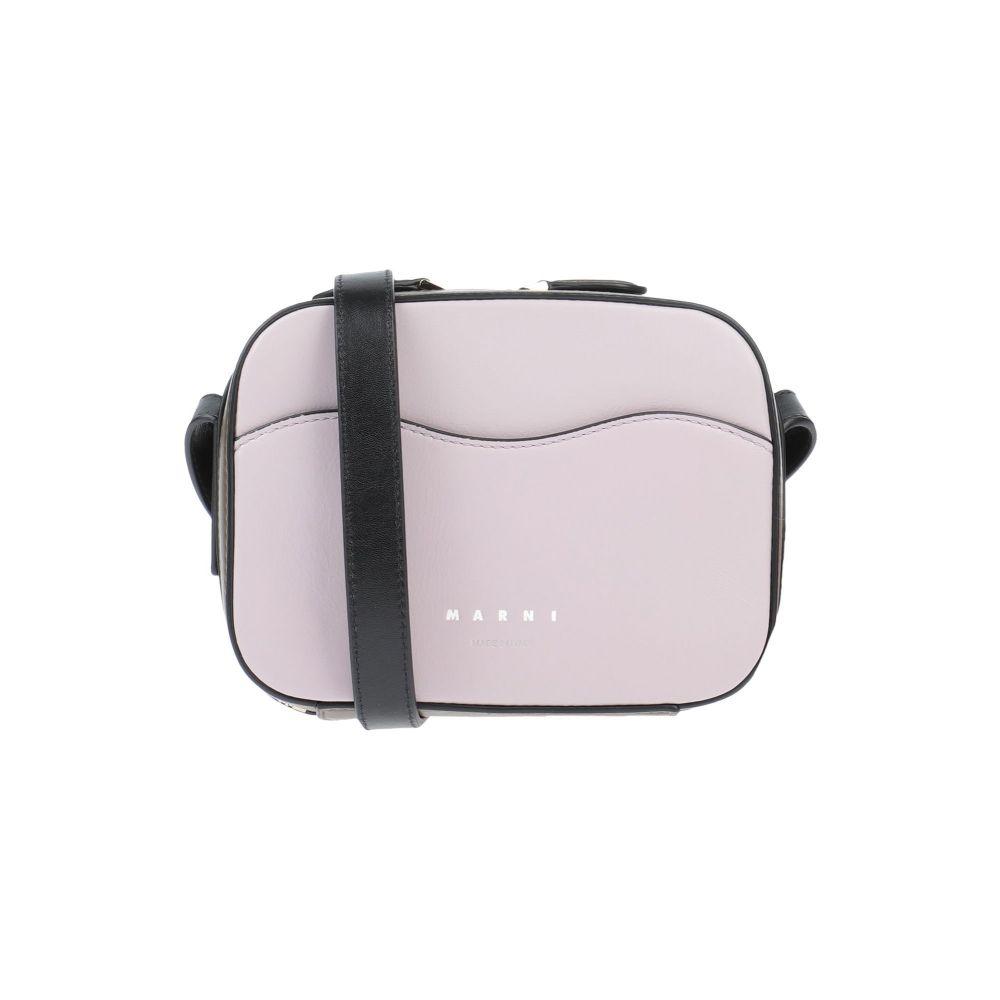 マルニ MARNI レディース ショルダーバッグ バッグ【cross-body bags】Lilac
