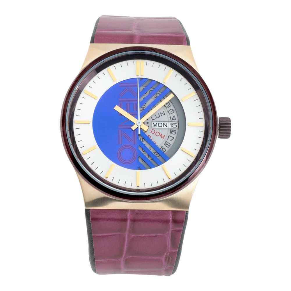 ケンゾー KENZO レディース 腕時計 【wrist watch】Purple