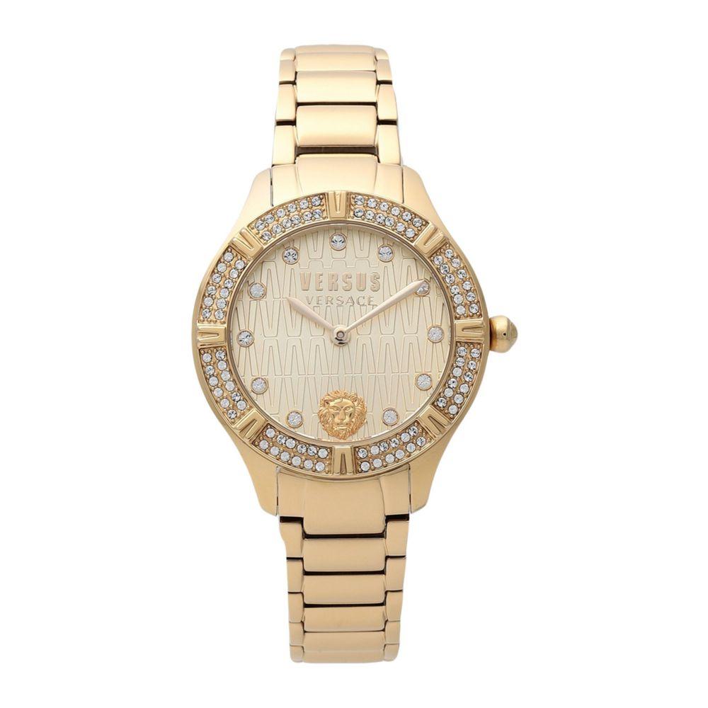 ヴェルサーチ VERSUS VERSACE レディース 腕時計 【wrist watch】Gold