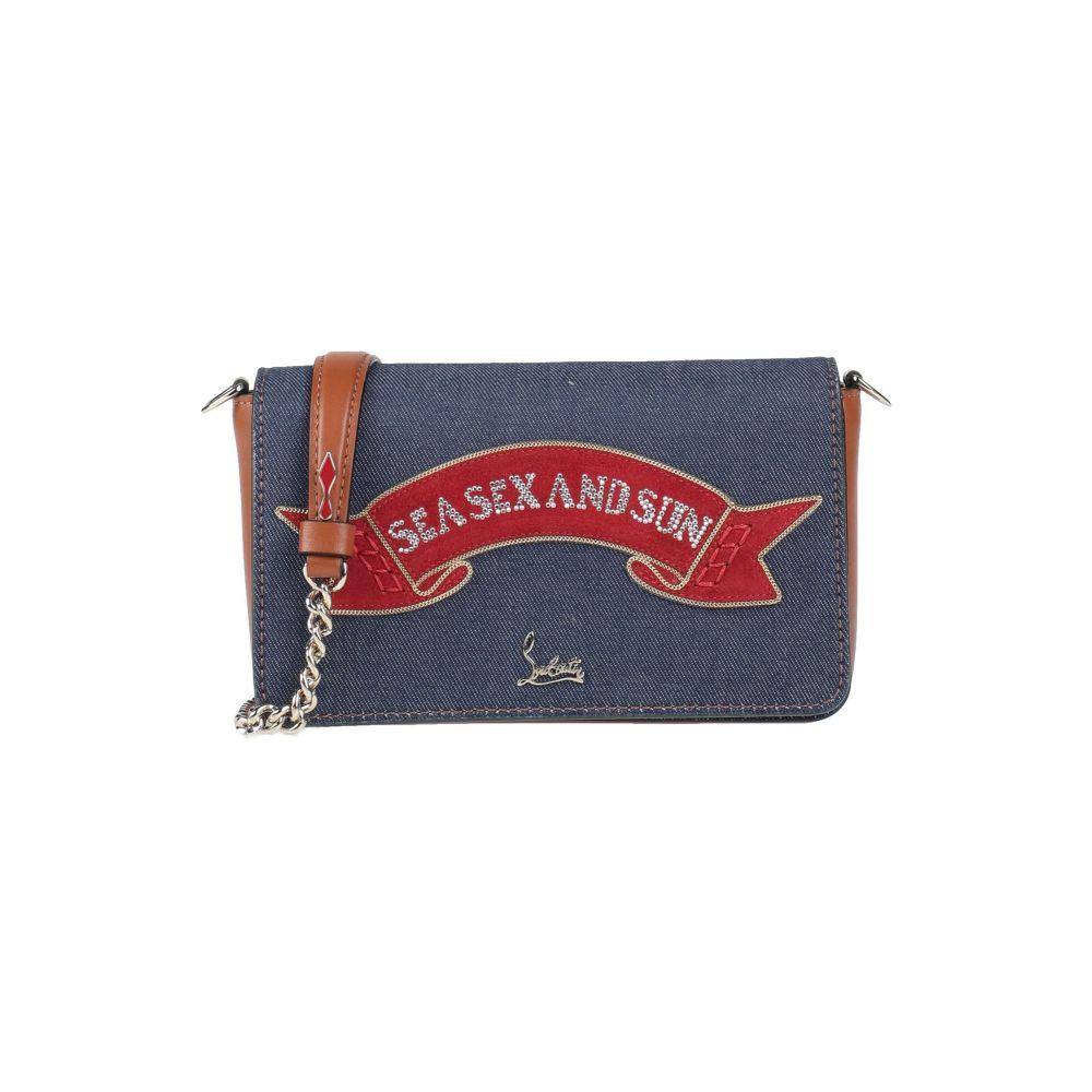 クリスチャン ルブタン CHRISTIAN LOUBOUTIN レディース ハンドバッグ バッグ【handbag】Blue