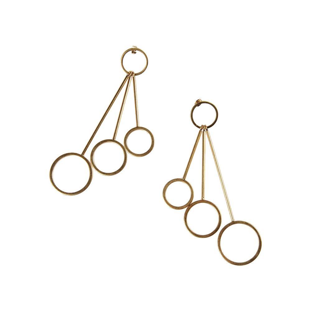 マルニ MARNI レディース イヤリング・ピアス ジュエリー・アクセサリー【earrings】Gold