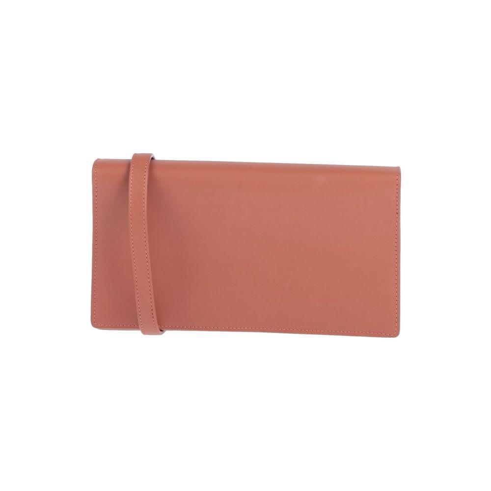 リック オウエンス RICK OWENS レディース ハンドバッグ バッグ【handbag】Brown