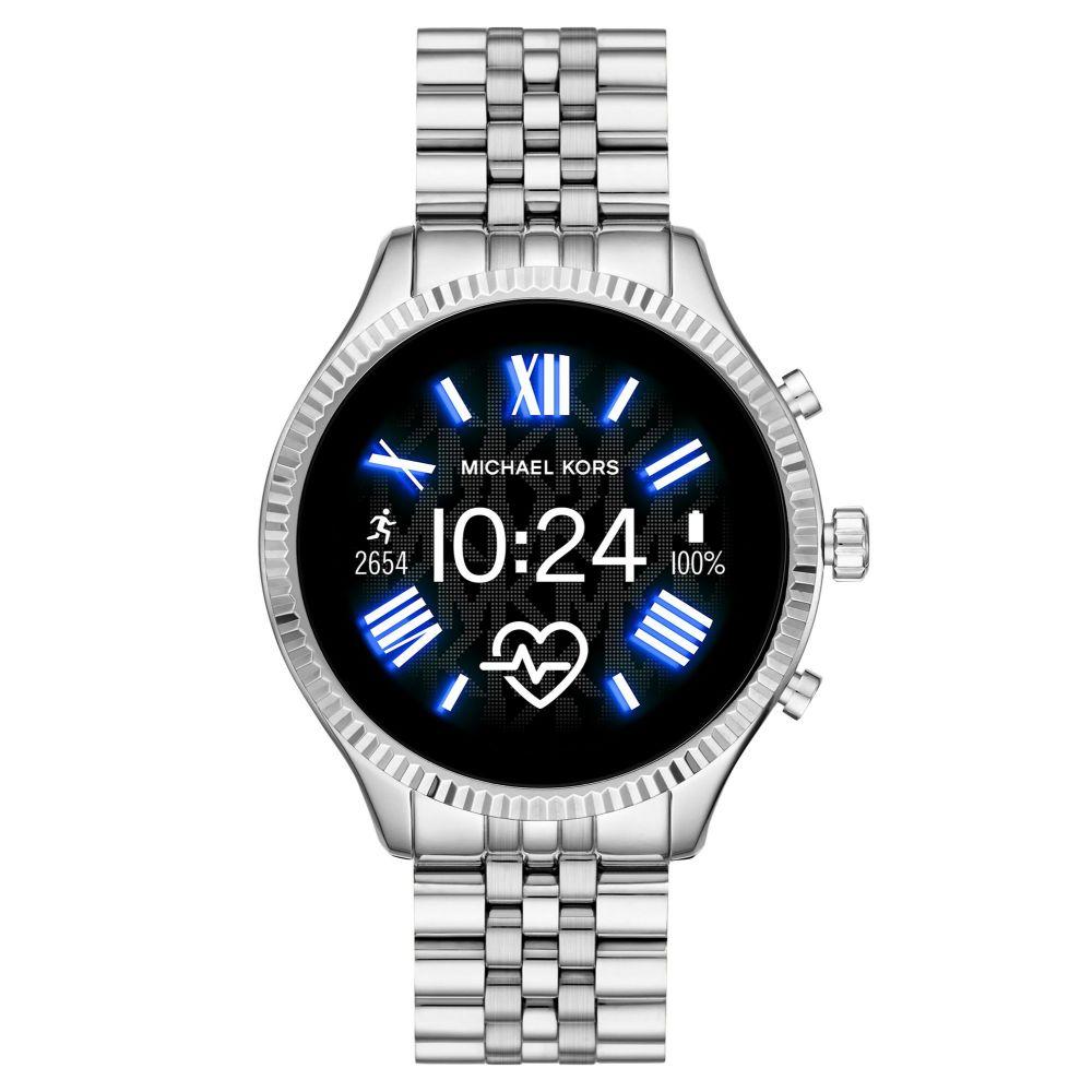 マイケル コース MICHAEL KORS ACCESS レディース 腕時計 【wrist watch】Silver