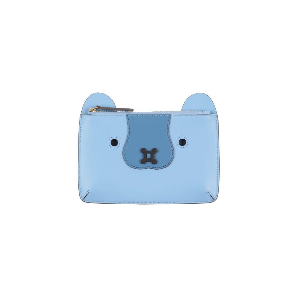 アニヤ ハインドマーチ ANYA HINDMARCH レディース ポーチ 【pouch】Blue
