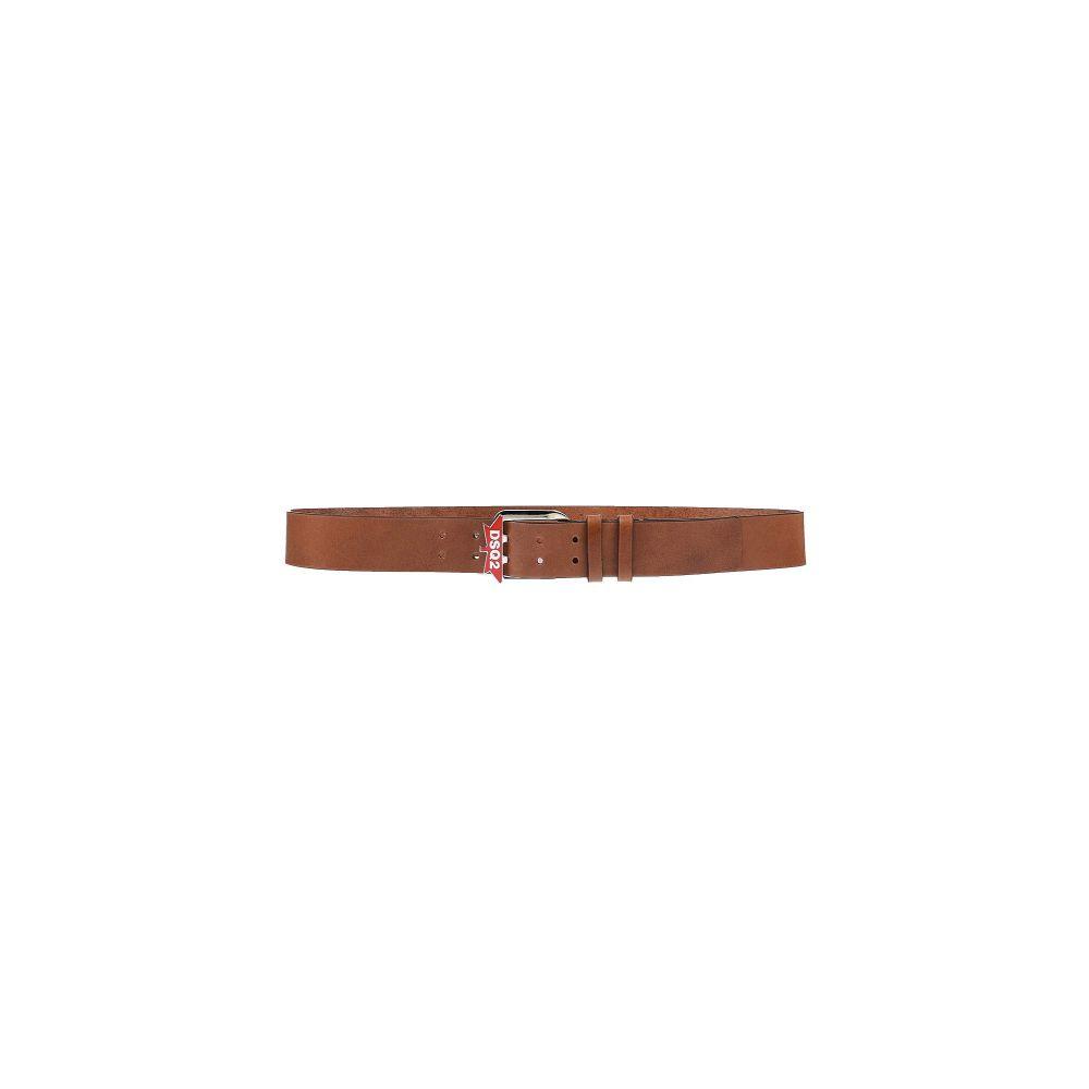 ディースクエアード DSQUARED2 レディース ベルト 【regular belt】Tan