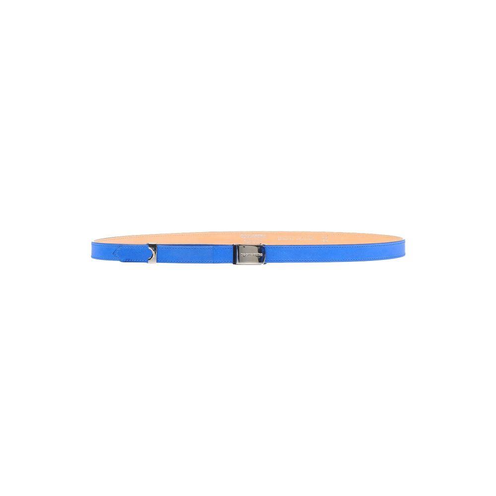 ディースクエアード DSQUARED2 レディース ベルト 【thin belt】Blue