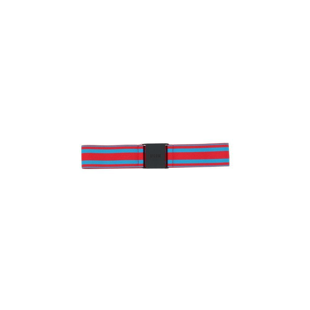 エムエスジーエム MSGM レディース ベルト 【belt】Red