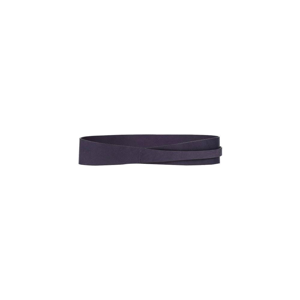 ケンゾー KENZO レディース ベルト 【high-waist belt】Dark purple