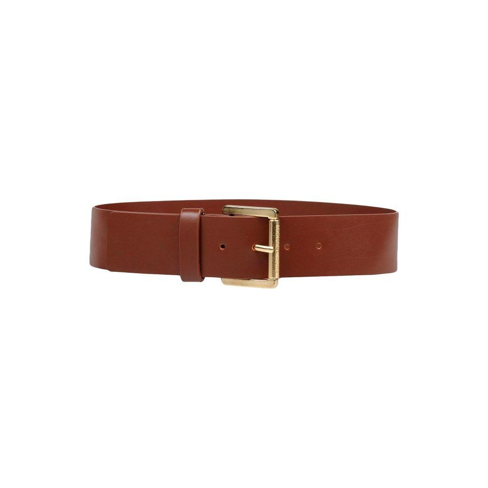 ディースクエアード DSQUARED2 レディース ベルト 【high-waist belt】Brown