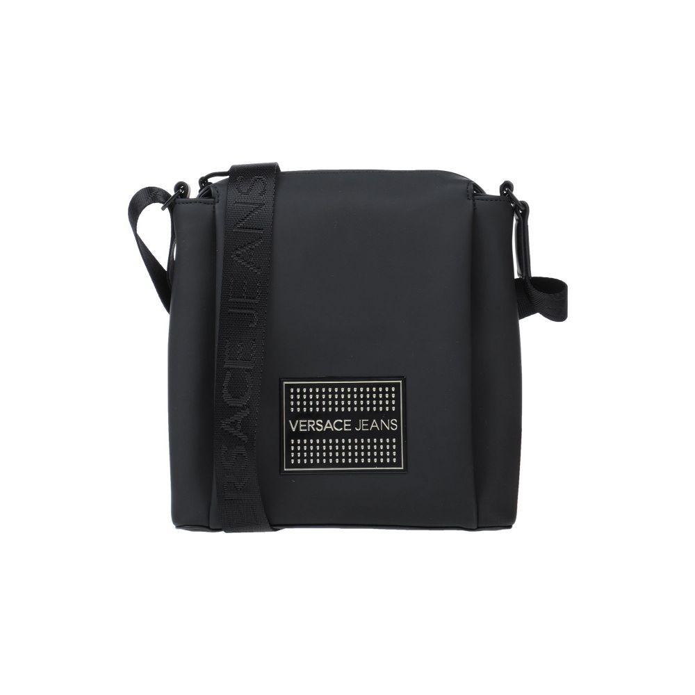 ヴェルサーチ VERSACE JEANS レディース ショルダーバッグ バッグ【cross-body bags】Black